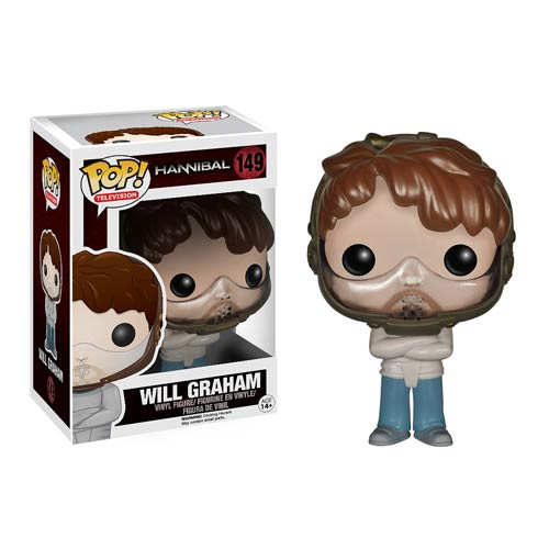 Hannibal TV Will Graham Straitjacket Pop! Vinyl Figure