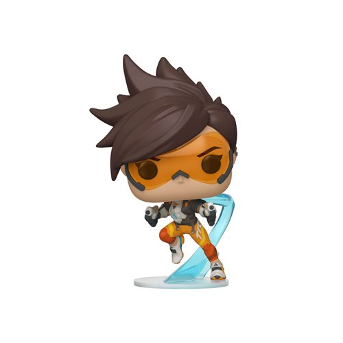 Overwatch Tracer Pop! Vinyl Figure, Not Mint