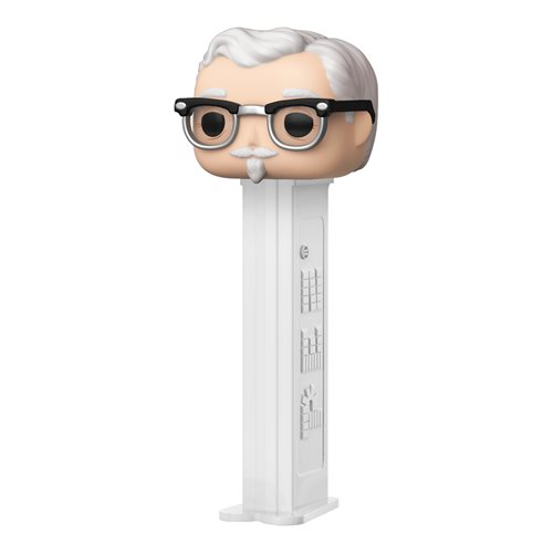 KFC Colonel Sanders Pop! Pez