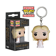 Game of Thrones Daenerys Targaryen Pop! Vinyl Key Chain