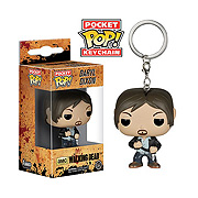 The Walking Dead Daryl Dixon Pop! Vinyl Figure Key Chain