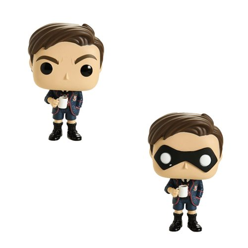 Umbrella Academy Number Five Pop! Vinyl Figure