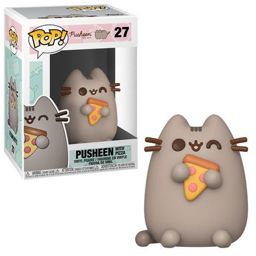 Pusheen with Pizza Pop! Vinyl Figure