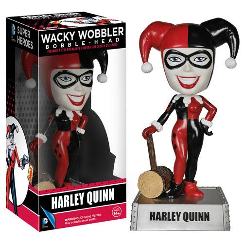Batman Harley Quinn Bobble Head