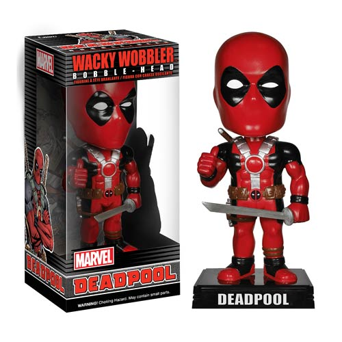 Deadpool Bobble Head