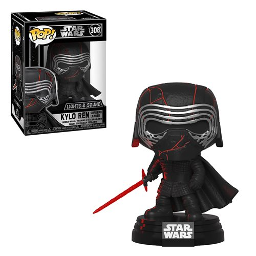 Star Wars: Rise of Skywalker Kylo Ren Electronic Pop! Vinyl