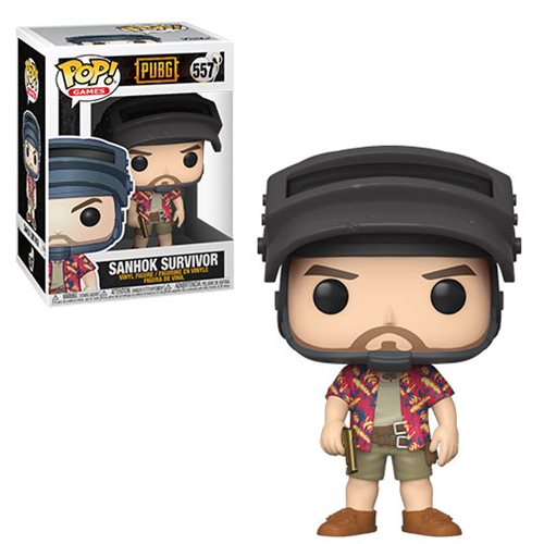 PUBG Sanhok Survivor Pop! Vinyl Figure