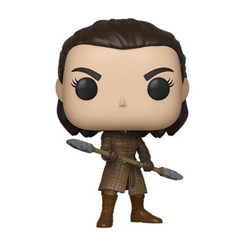 Game of Thrones Arya with Two-Headed Spear S11 Pop! Vinyl Figure
