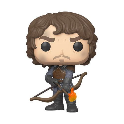 Game of Thrones Theon with Flaming Arrows Pop! Vinyl Figure
