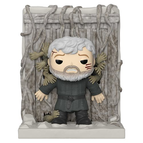 GOT Hodor Holding the Door Deluxe Pop! Figure, Not Mint