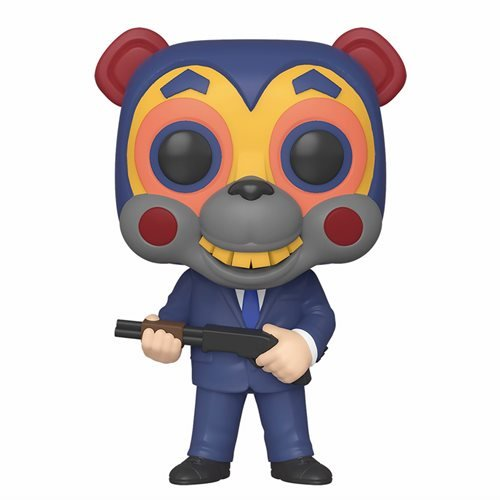 Umbrella Academy Hazel with Mask Pop! Vinyl Figure