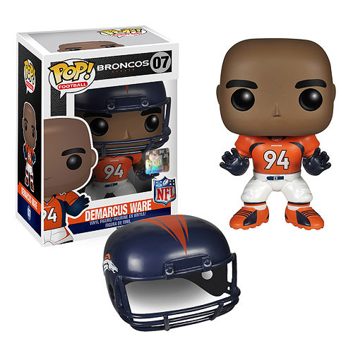 NFL DeMarcus Ware Wave 1 Pop! Vinyl Figure