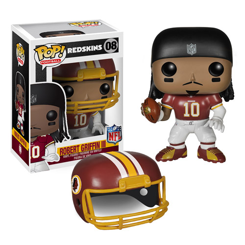 NFL Robert Griffin III Wave 1 Pop! Vinyl Figure