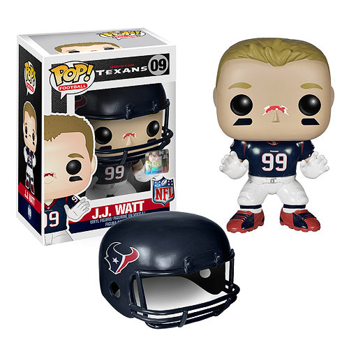 NFL JJ Watt Wave 1 Pop! Vinyl Figure