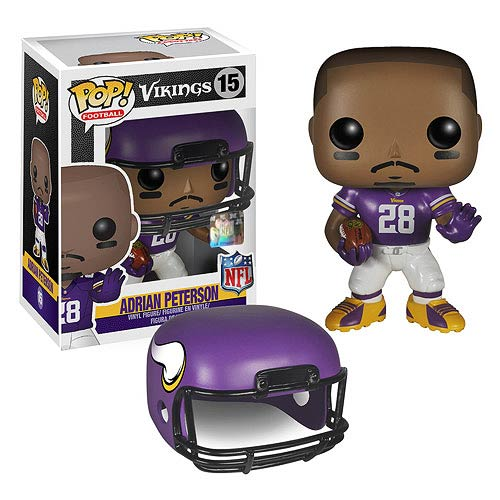 NFL Adrian Peterson Wave 1 Pop! Vinyl Figure