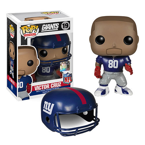 NFL Victor Cruz Wave 1 Pop! Vinyl Figure