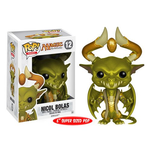 Magic Nicol Bolas Series 2 6-Inch Pop! Vinyl Figure