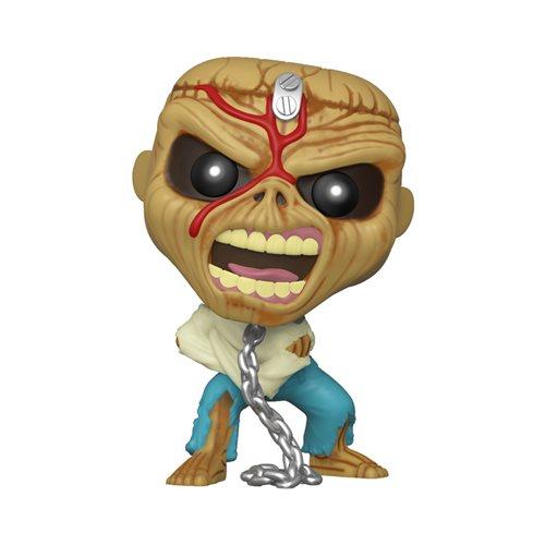 Iron Maiden Piece of Mind (Skeleton Eddie) Pop! Vinyl Figure