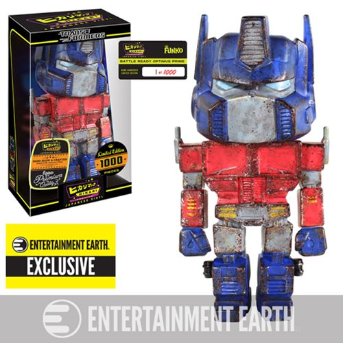 Transformers Battle Ready Optimus Prime Hikari Premium Exc.