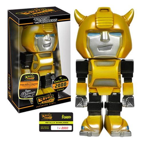 Save 40% on Transformers Vinyl Figures in Disguise!