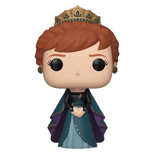 Frozen 2 Anna Epilogue Dress Pop! Vinyl Figure