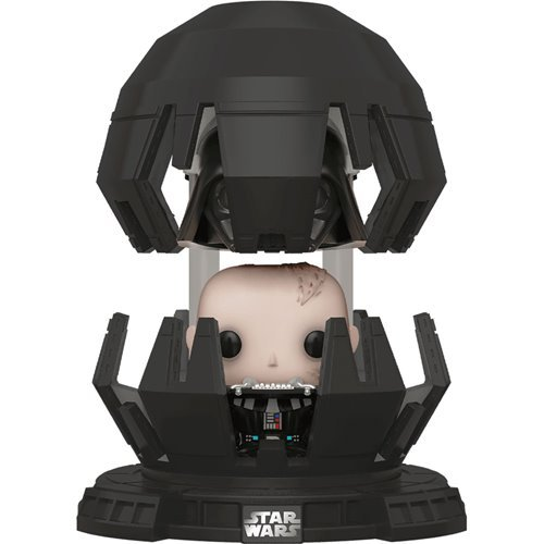 Star Wars: Empire Strikes Back Darth Vader in Meditation Deluxe Pop! Vinyl Figure
