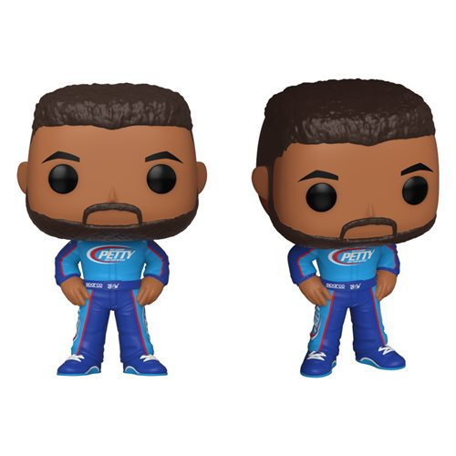 NASCAR Bubba Wallace Jr. Pop! Vinyl Figure