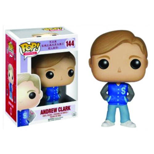 Breakfast Club Andrew Clark Pop Vinyl Figure Funko