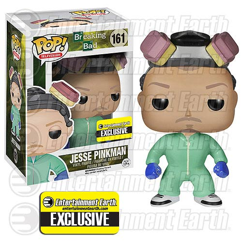 Breaking Bad Jesse Pinkman Green Suit Pop! Figure EE Excl.