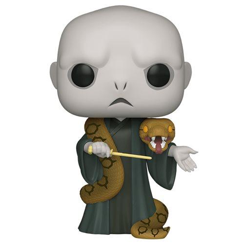 Harry Potter Voldemort and Nagini 10-Inch Pop! Vinyl Figure