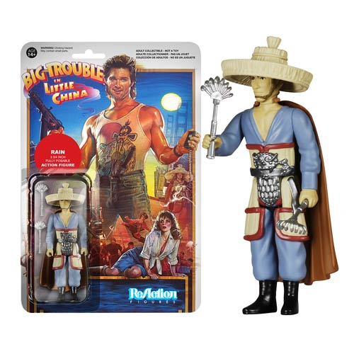 Big Trouble in Little China Rain ReAction Figure
