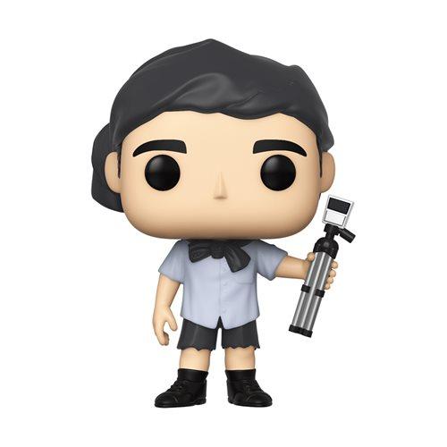 The Office Michael as Survivor Pop! Vinyl Figure