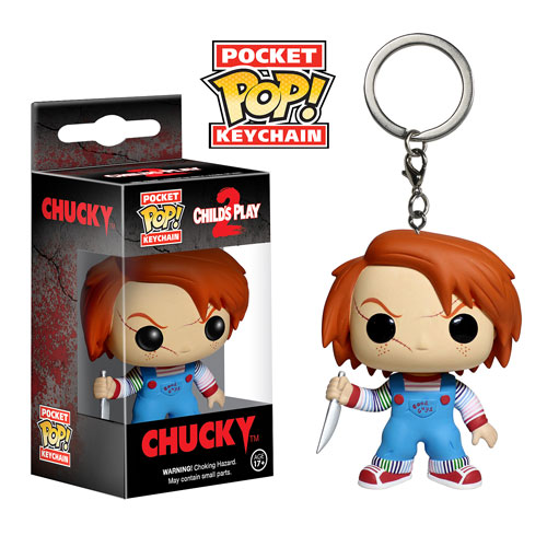 Child's Play Chucky Pop! Vinyl Figure Key Chain