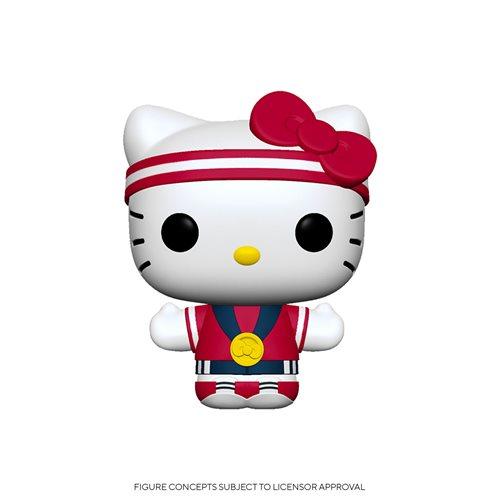 Hello Kitty Team USA Gold Medal Pop! Vinyl Figure