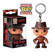 Nightmare on Elm Street Freddy Krueger Pop! Figure Key Chain