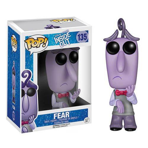 Inside Out Fear Disney-Pixar Pop! Vinyl Figure