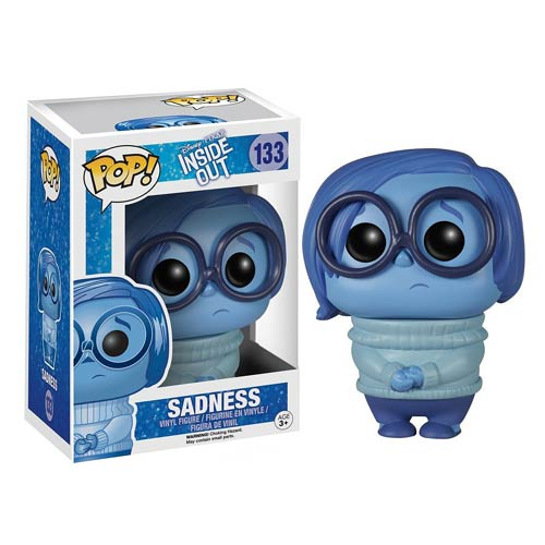 Inside Out Sadness Disney-Pixar Pop! Vinyl Figure