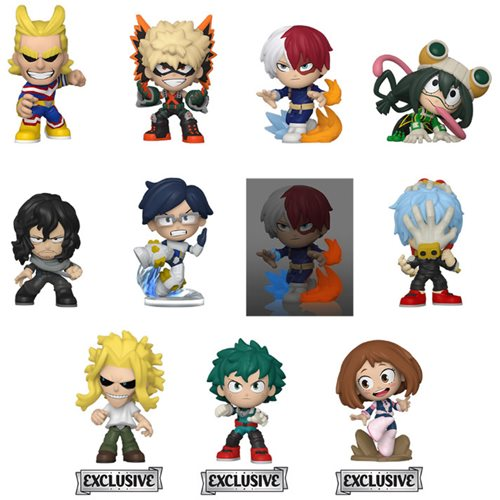 My Hero Academia Mystery Minis Display Case
