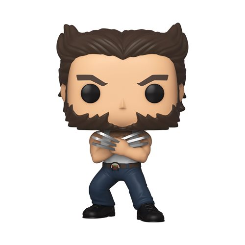 X-Men 20th Anniversary Wolverine Tanktop Pop! Vinyl Figure