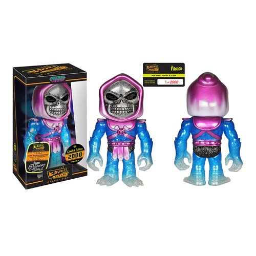 Masters of the Universe Havoc Skeletor Hikari Vinyl Figure