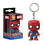 Spider-Man Pop! Vinyl Figure Key Chain