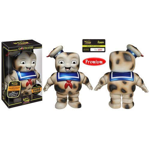 Ghostbusters Burnt Stay Puft Premium Hikari Vinyl Figure