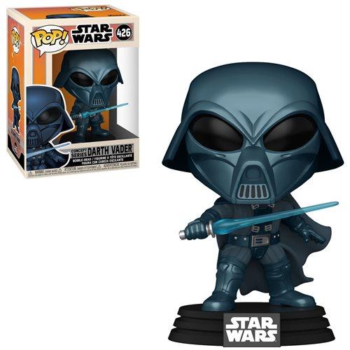 Star Wars Concept Alternate Vader Pop! Vinyl Figure