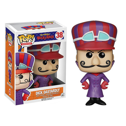 Hanna-Barbera Dick Dastardly Pop! Vinyl Figure
