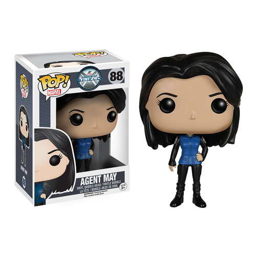 Agents Of Shield Agent Melinda May Pop Figure Bobble Head
