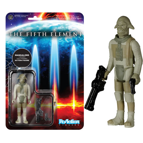 Fifth Element Mangalore ReAction Action Figure