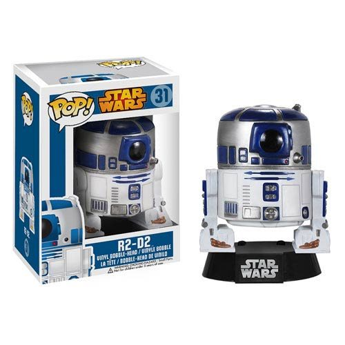 Star Wars R2-D2 Bobble Head
