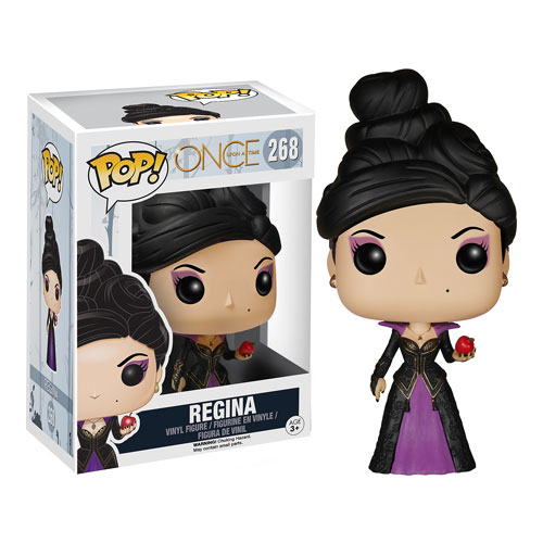 Once Upon A Time Regina Pop Vinyl Figure Funko Once