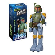 Star Wars Boba Fett Empire Strikes Back Ver Shogun Figure