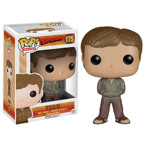 Superbad Evan Pop Vinyl Figure Funko Superbad Pop